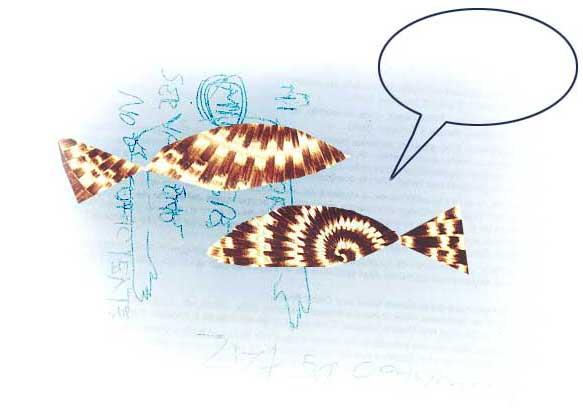 ¿Que le dijo un pez a otro?